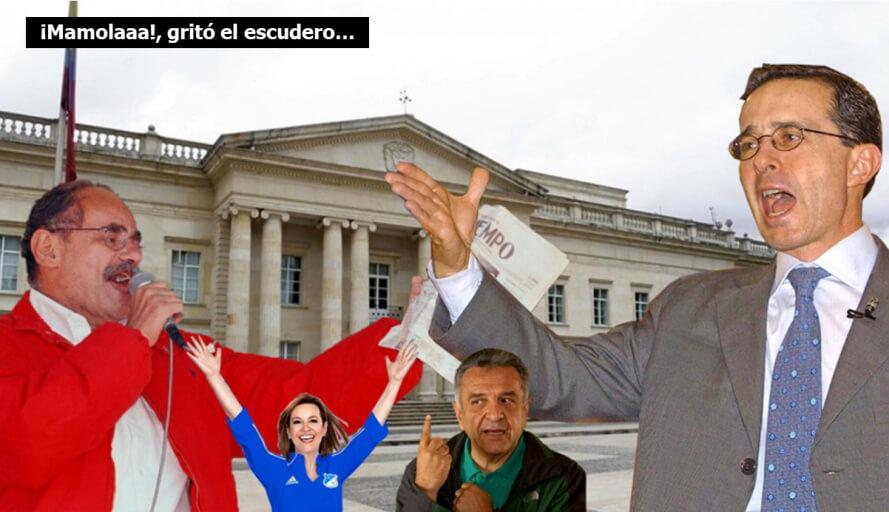 EL ESCUDERO…